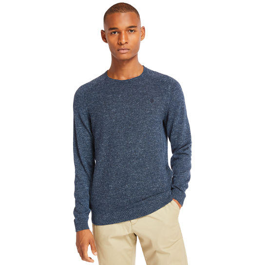 Oliverian Brook Sweater for Men in Navy | Timberland
