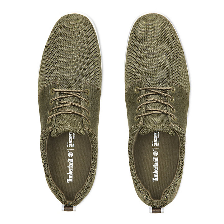 Oxford da Uomo Killington FlexiKnit Verde-