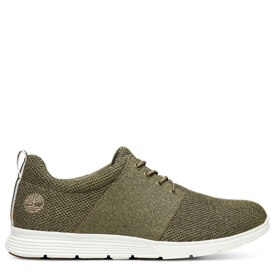 Oxford en Punto Flexible Killington para Hombre en Verde | Timberland