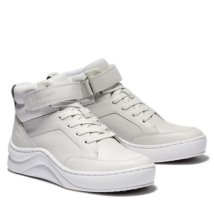 Ruby Ann Sneaker Boot for Women in White-