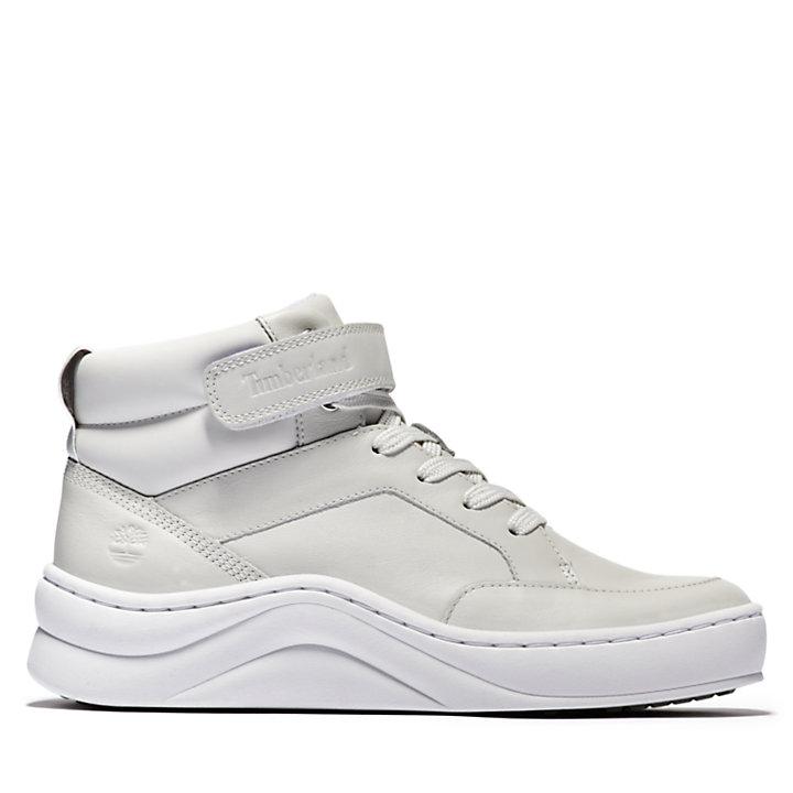 Sneaker Alta da Donna Ruby Ann in bianco-