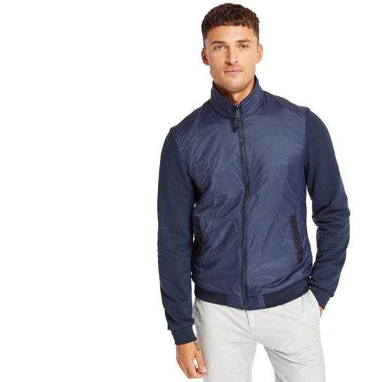 Mount Cabot CLS Hybrid Jacket for Men in Navy | Timberland