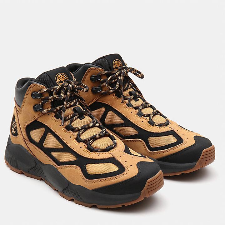Sneaker Alte da Uomo Ripcord in beige-