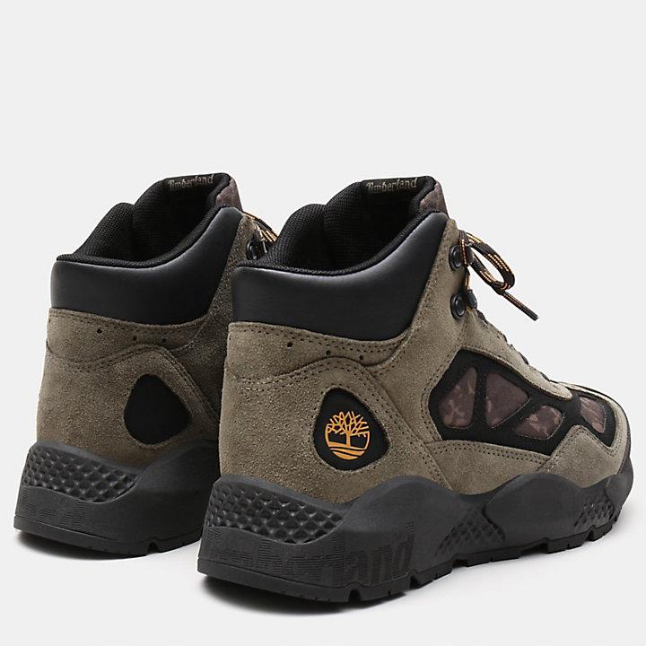Ripcord Chukka Sneaker für Herren in Grün-