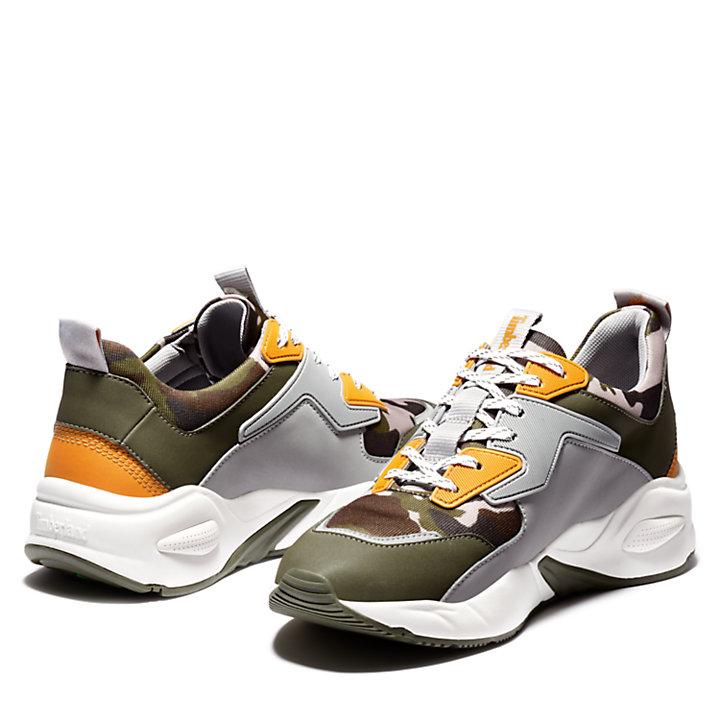 Sneaker in Mesh da Donna Delphiville in verde-