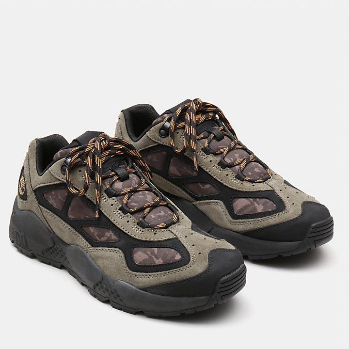 Ripcord Sneaker for Men in Green-