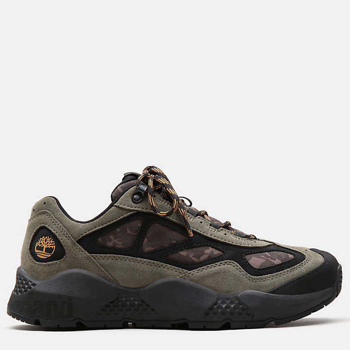 Ripcord Sneaker für Herren in Grün-