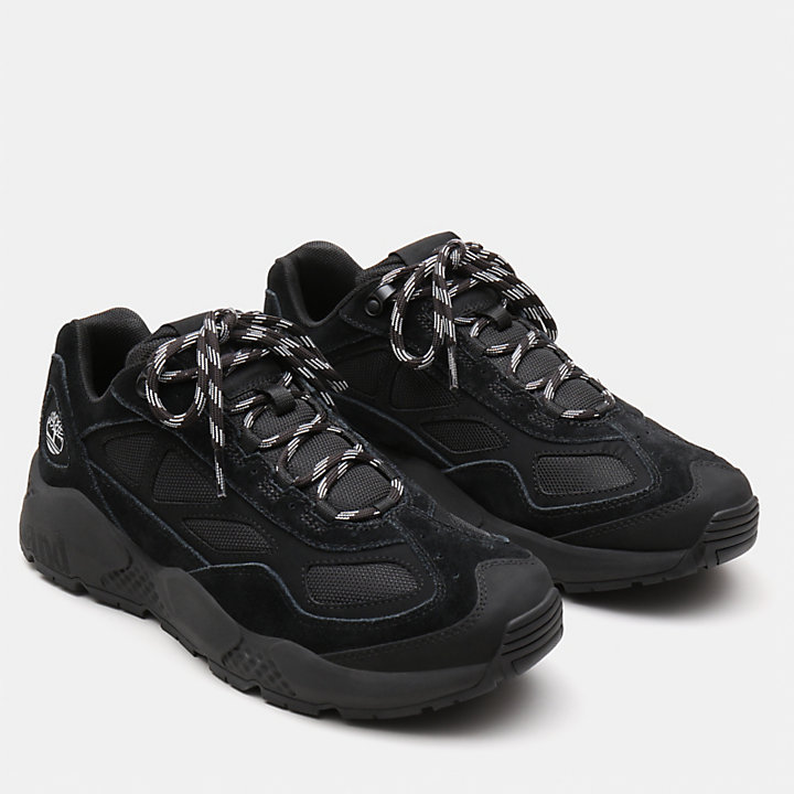 Ripcord Sneaker for Men in Black-