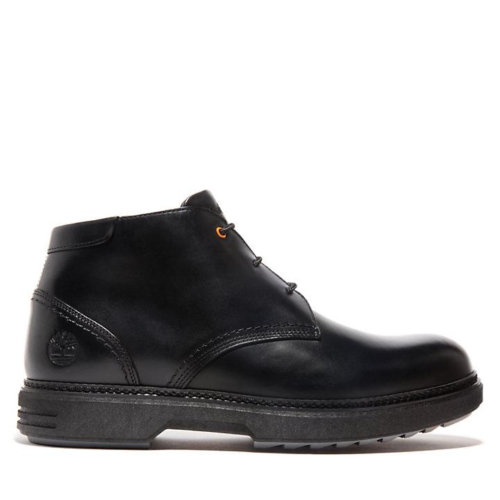 Bota Chukka RR 4610 para Hombre en color negro-