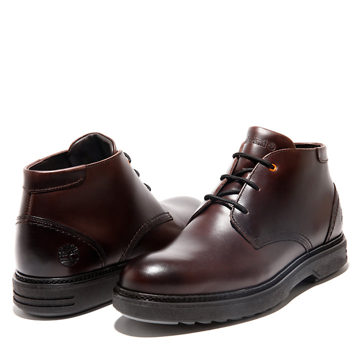 RR 4610 Chukka Boot for Men in Brown-