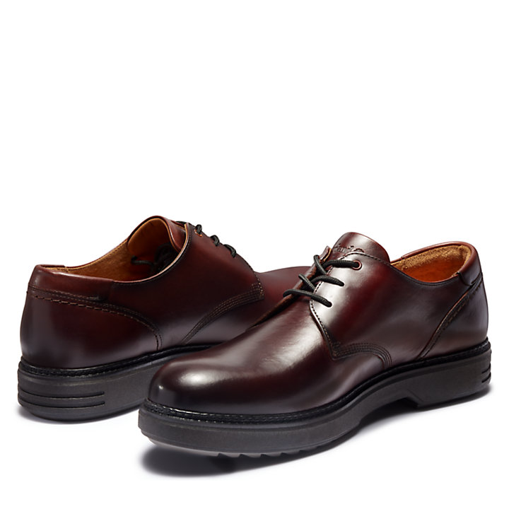 RR 4610 Oxford Shoe for Men in Brown-