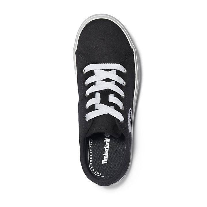 Sneaker da Bambino (dal 30,5 al 35) Newport Bay in colore nero-