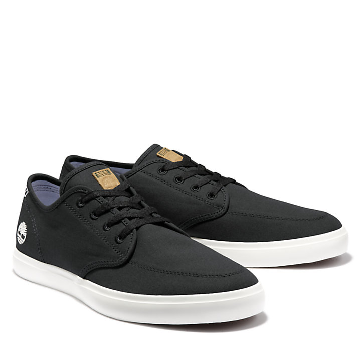 Union Wharf Derby Sneaker for Men in Black-