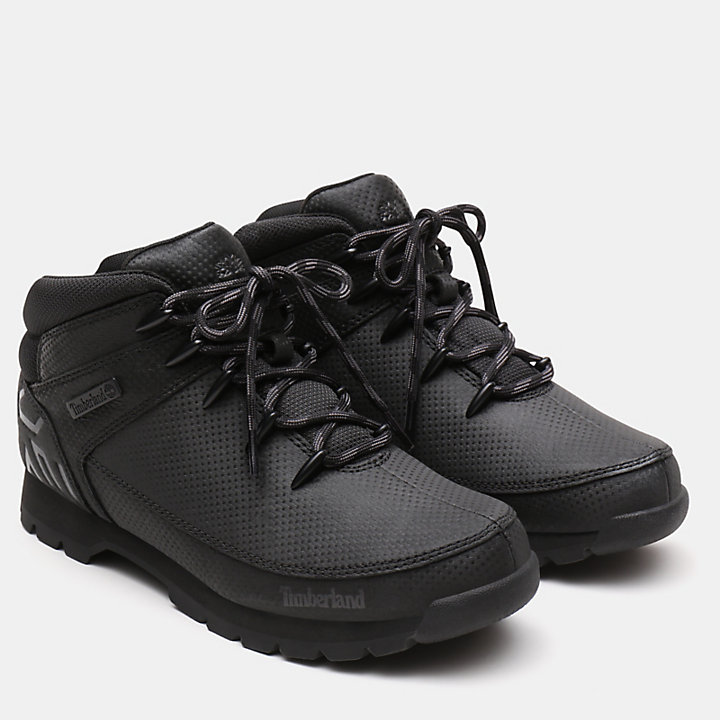 Euro Sprint Hiker for Men in TecTuff™ Black-