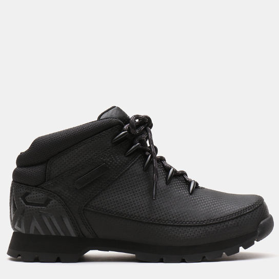 Euro Sprint Hiker for Men in TecTuff™ Black | Timberland