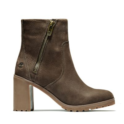 Allington+Ankle+Boot+voor+dames+in+bruin