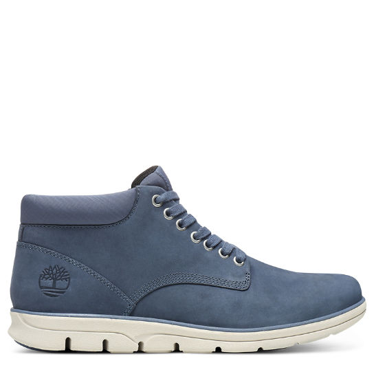 Bradstreet Chukka for Men in Dark Blue | Timberland