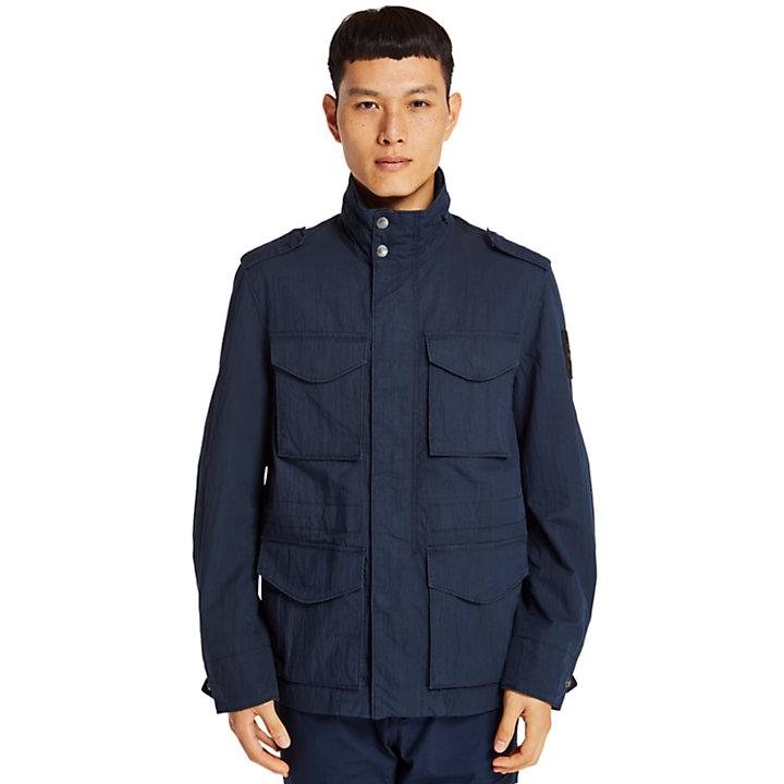 Mount Flume Field Jacket for Men in Navy-