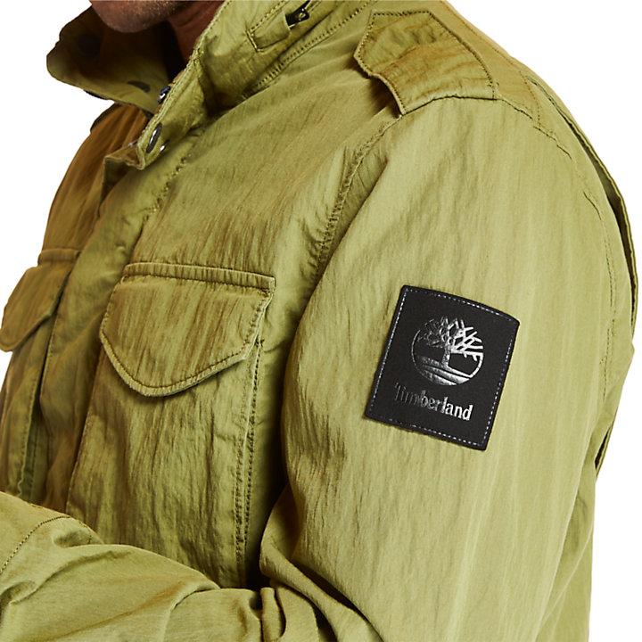 Veste militaire Mount Flume pour homme en vert-