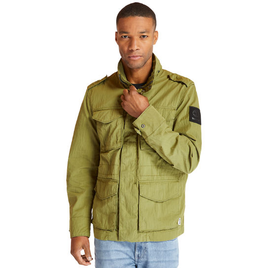 Mount Flume Field Jacket for Men in Green | Timberland