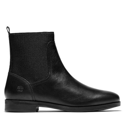 Somers+Falls+Chelsea+Boot+for+Women+in+Black