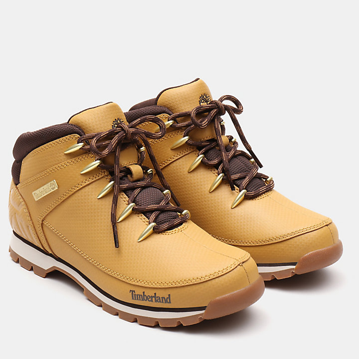 Euro Sprint Hiker for Men in TecTuff™ Yellow-
