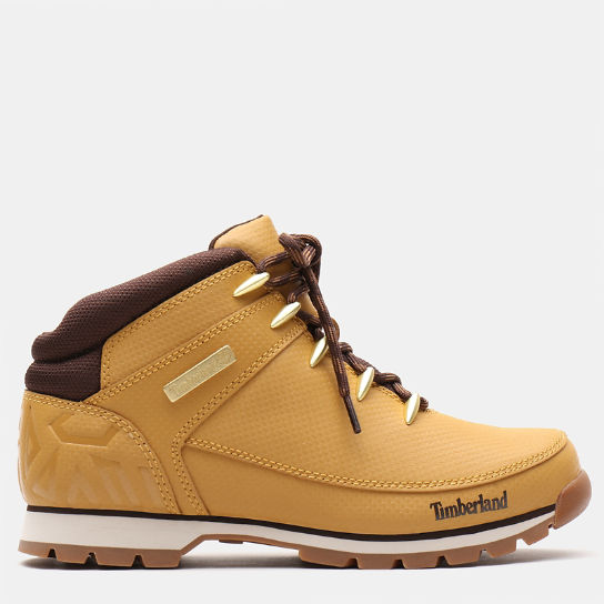 Euro Sprint Hiker for Men in TecTuff™ Yellow | Timberland