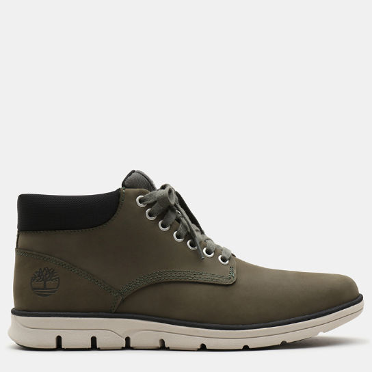 Bradstreet Leather Chukka for Men in Green | Timberland