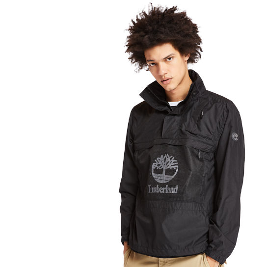 Mount Hight Overhead Jacket for Men in Black | Timberland