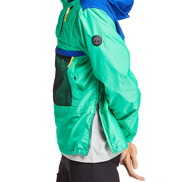Mount Hight Overhead Jacket for Men in Green-
