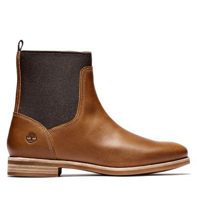 Somers+Falls+Chelsea+Boot+for+Women+in+Brown
