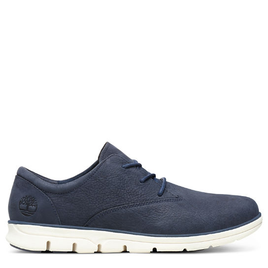 Bradstreet Leather Oxford for Men in Navy | Timberland