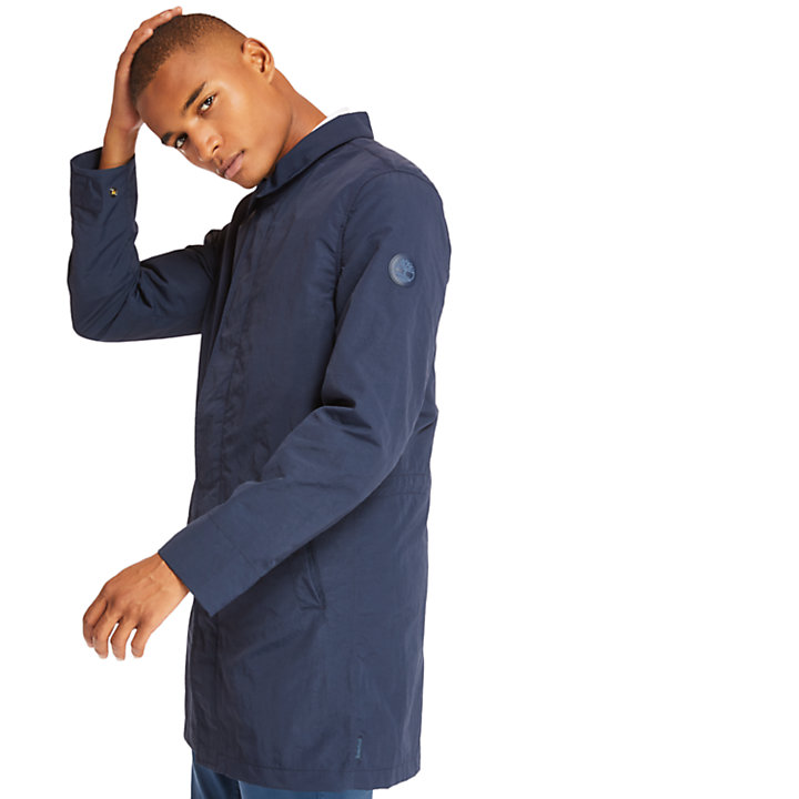 Pratt Mountain 3-in-1 Car Coat for Men in Navy-