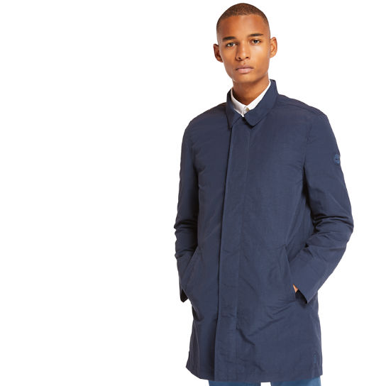 Pratt Mountain 3-in-1 Car Coat for Men in Navy | Timberland