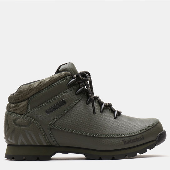 Euro Sprint Hiker for Men in TecTuff™ Green | Timberland