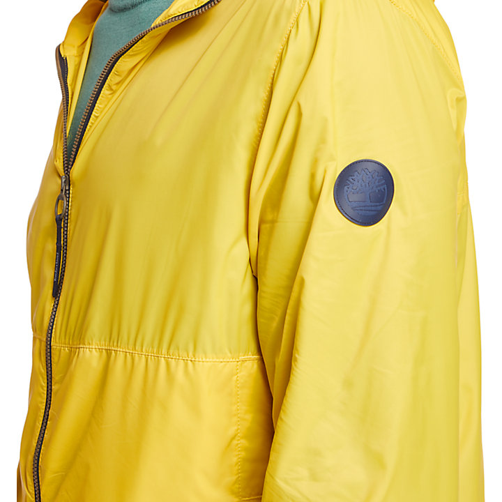 Signal Mountain Jacket for Men in Yellow-