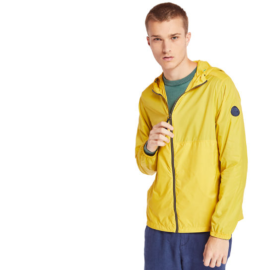 Signal Mountain Jacket for Men in Yellow | Timberland