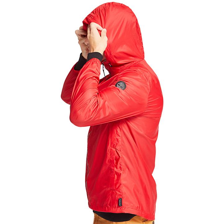 Chaqueta Signal Mountain para Hombre en rojo-