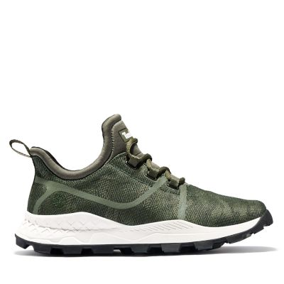 Brooklyn+Fabric+Sneaker+for+Men+in+Dark+Green