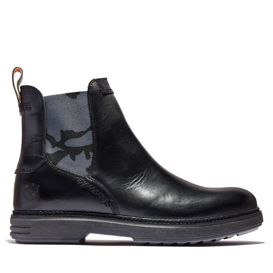 RR 4610 Chelsea Boot for Men in Black | Timberland