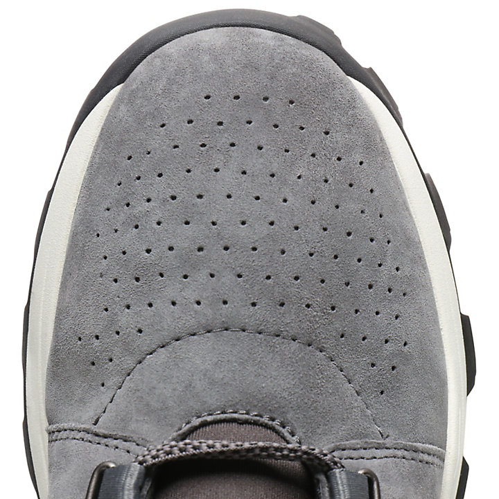Oxford Brooklyn Lace pour homme en gris-