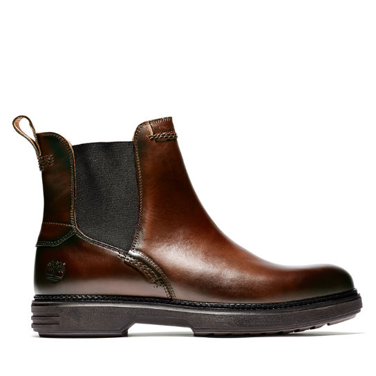 RR 4610 Chelsea Boot for Men in Brown | Timberland