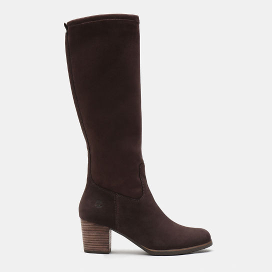 Eleonor Street Tall Boot for Women in Brown | Timberland