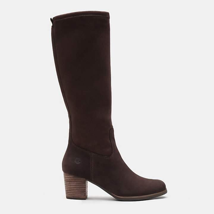 Eleonor Street Tall Boot for Women in Brown-