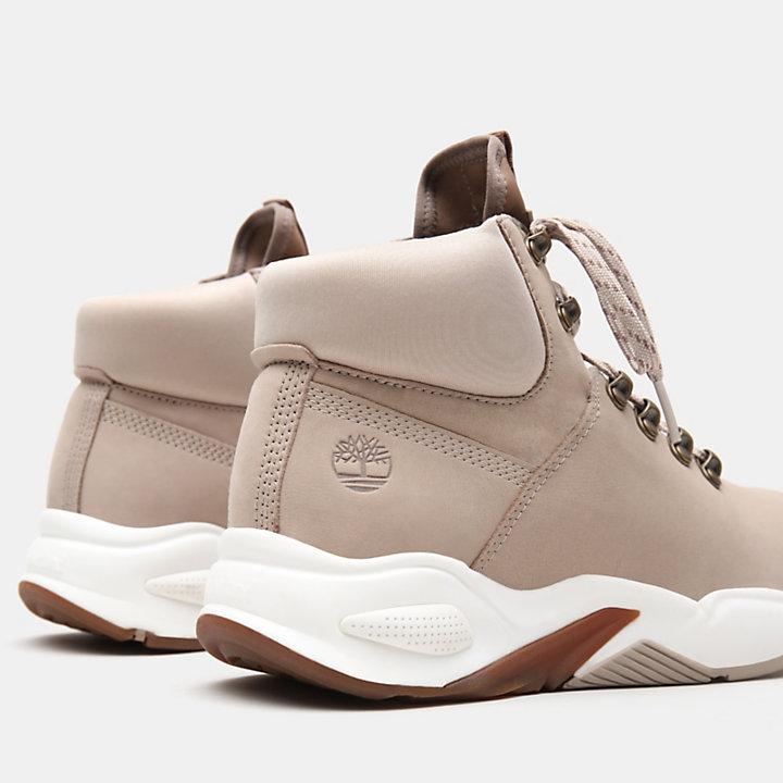Chaussure de randonnée Delphiville pour femme en taupe-