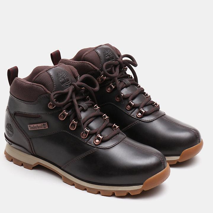Splitrock 2 Hiker for Men in Dark Brown-