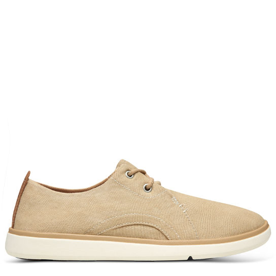 Gateway Pier Oxford for Men in Beige | Timberland