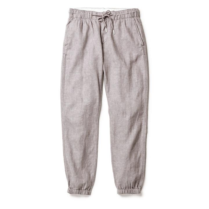 Pantalón de Chándal Profile Lake para Hombre en gris-