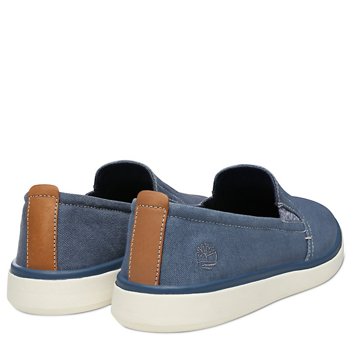 Slip-on da Uomo Gateway Pier Blu Scuro-