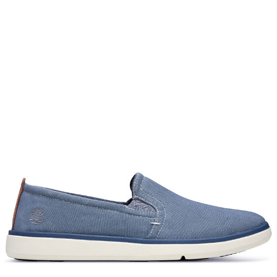Gateway Pier Slip-On for Men in Dark Blue | Timberland